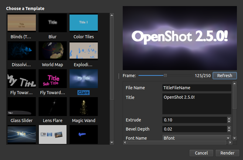 Blender 2.8+ support in OpenShot 2.5.0