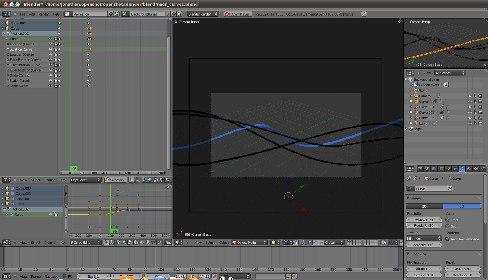 OpenShot Video Editor | Behind the Scenes - Animating a Title
