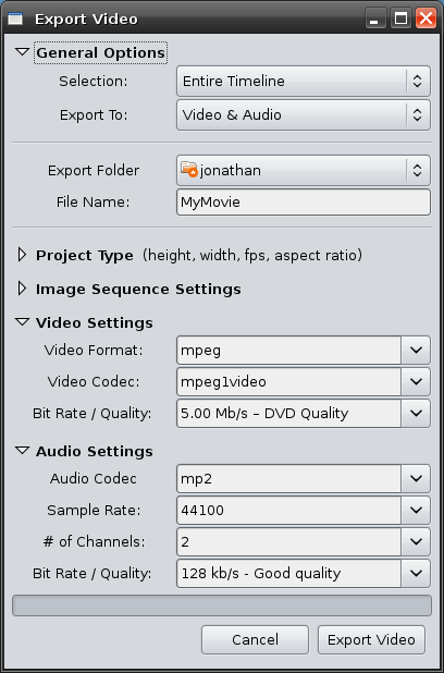 OpenShot Video Editor | Want to Make a Movie?
